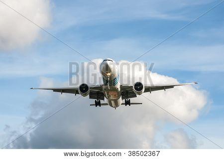 Egyptair Boeing 777