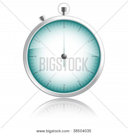 Relógio parado