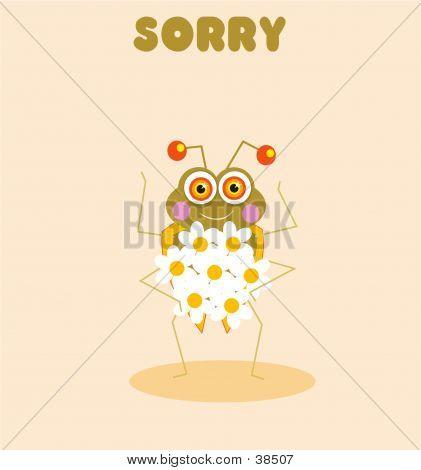 Sorry Bug