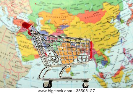 Shopping Asia