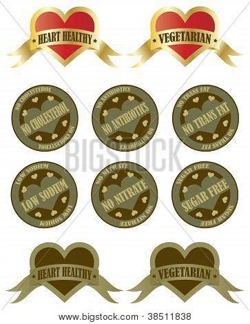 Health Food Labels