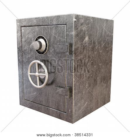 Metal Safe Perspective