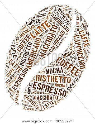 Coffee and coffee business concept