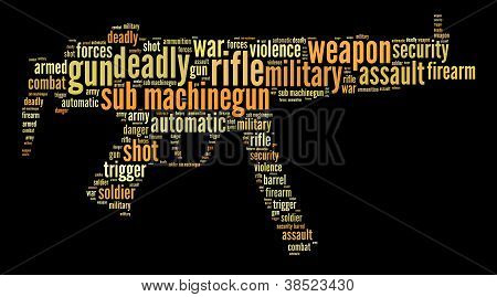 Sub-Machinegun graphics