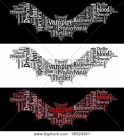 Vampire bat graphics
