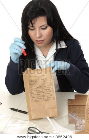 Inspecting Evidence