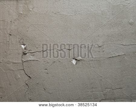 Abstract Plaster Stucco Wall Construction Adhesive Background Te