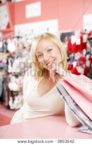 The Fan Of Shopping