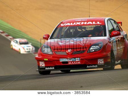 Btcc Vauxhall Vectra