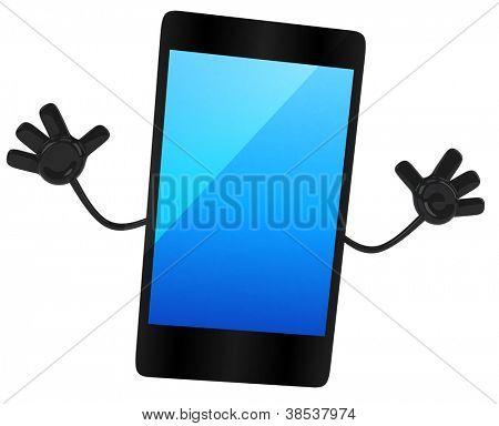 Fun smartphone