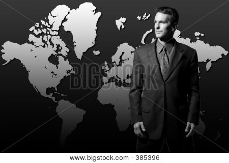 Global Businessman