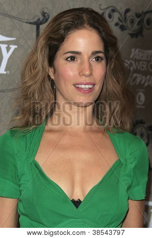 LOS ANGELES - OCT 5:  Ana Ortiz arrives at the Variety's 4th Annual Power Of Women Event at Beverly Wilshire Hotel on October 5, 2012 in Beverly Hills, CA