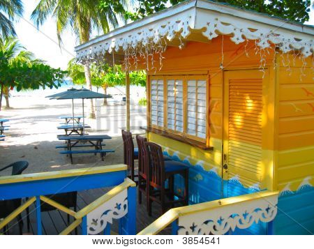 Beach Bar Barbados