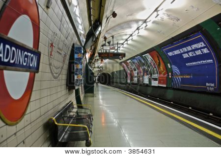 Paddington Tube