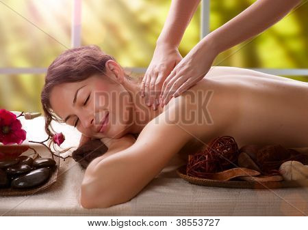 Massage.Spa Salon
