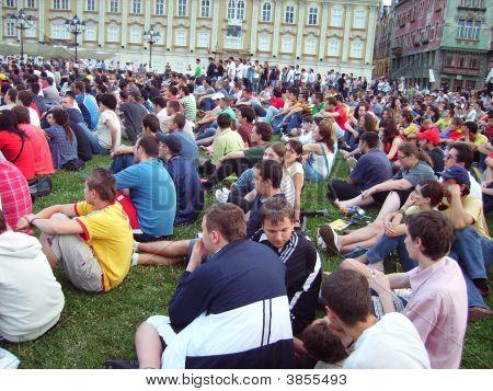 Multidão