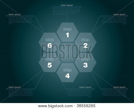 Elementos de la infografía