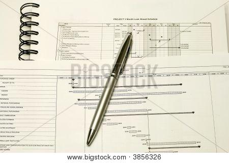 Projektplanung und Zeitplan