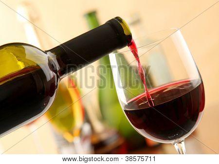 Wijn Pour