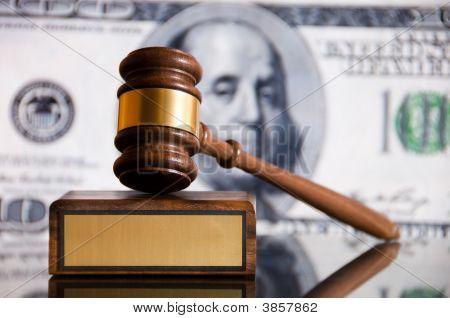 Martillo de justicia