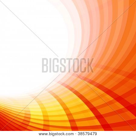 background red orange