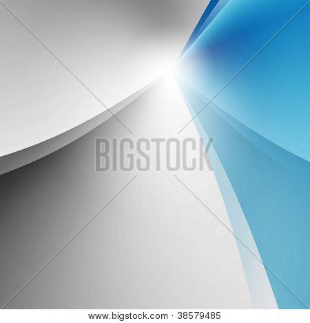 grau blau Hintergrund