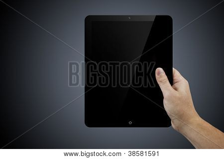 Smart Touch Tablet Device - Modern technology