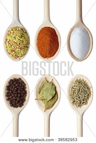 Herbal Spice Condiment Food
