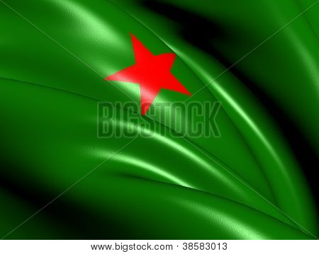 People's Republic Of Benin Flag