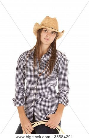 Cowgirl Rope