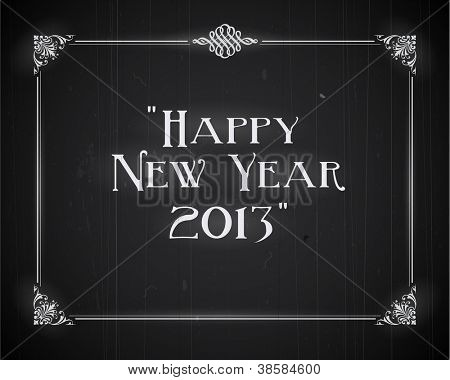 Film Ende screen - Happy New Year 2013 - JPG Version
