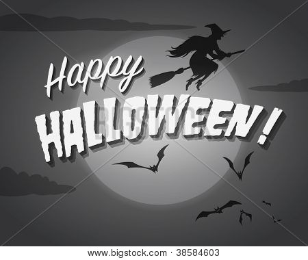 Film Ende screen - Happy Halloween - JPG Version