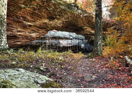 Natural Rock Bridge