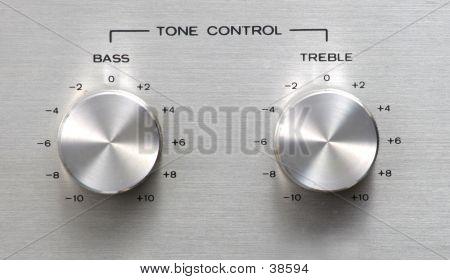 Tone Control Knob