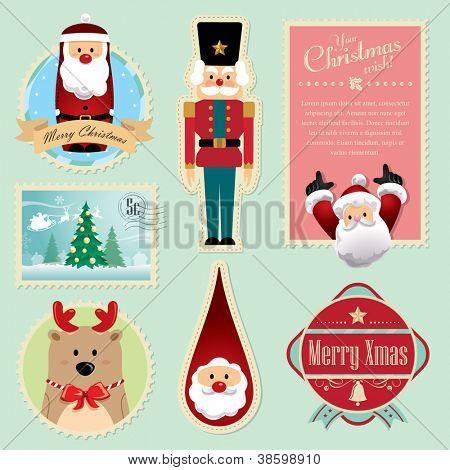 Christmas decorations element 3
