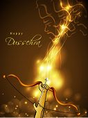 stock photo of dussehra  - Dussehra festival background - JPG