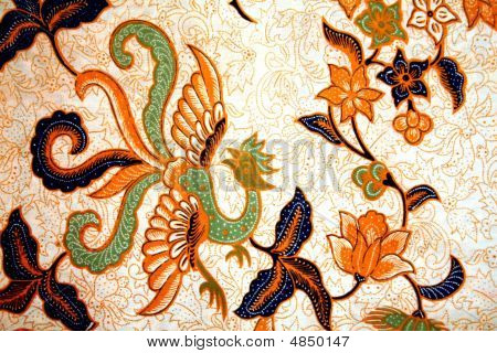 Batik - Phoenix