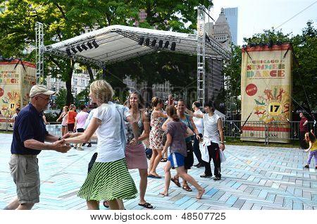 Summerdance Chicago 2013 Dancers