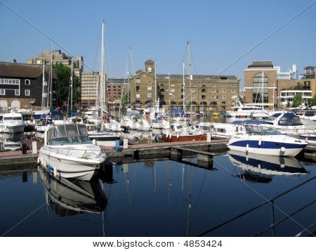 St.catherine Docks, London
