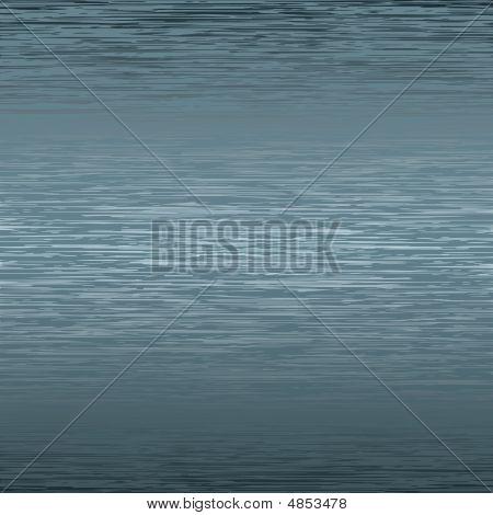 Blue Metal Surface Texture