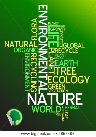 Ecologia - Poster ambiental
