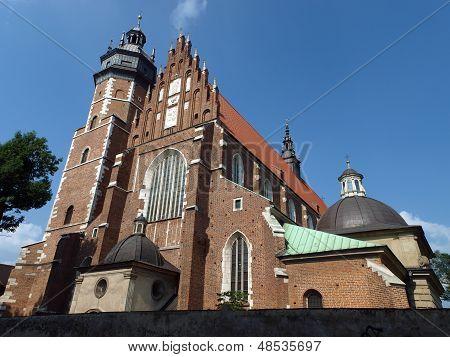 Cracow - Corpus Christi Church