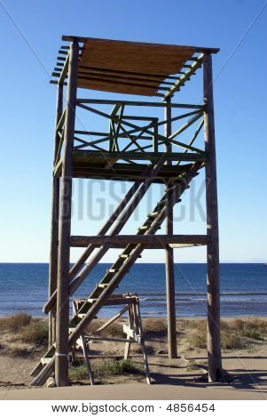 Tower On The Beach