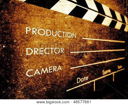 Clapboard Screen