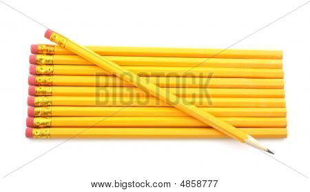 Number Two Pencils