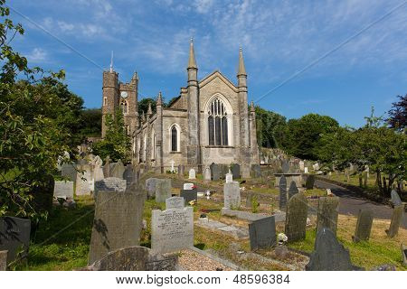 St Marys Church Appledore Devon England located near Barnstaple and Bideford England