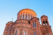 stock photo of apostolic  - Classical Armenian architecture  - JPG