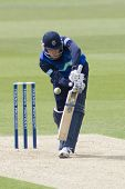 May 03 2009; Southampton Hampshire, C Benham  competing in Friends Provident trophy 1 day cricket ma