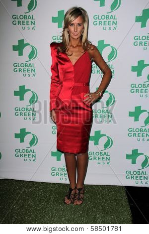 Lady Victoria Hervey at the Global Green USA's 10th Annual Pre-Oscar Party, Avalon, Hollywood, CA 02-20-13