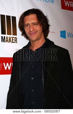 Clifton Collins Jr. at TheWrap.Com's Pre-Oscar Party, Four Seasons Hotel, Los Angeles, CA 02-20-13